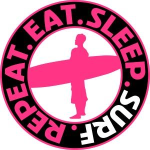 Eat. Sleep. Surf. Repeat.