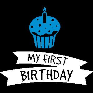 My first Birthday Boy