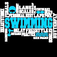 Schwimmen Geschenk für Schwimmer und Trainer