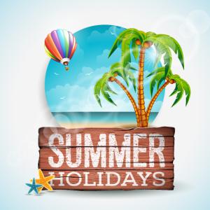 Summer Holidays Sommer Ferien Urlaub