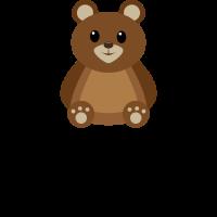 Mein Teddybär Teddy Kuscheltier