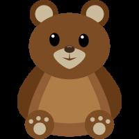 Teddybär Teddy Kuscheltier