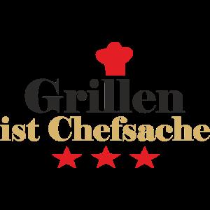grillen ist chefsache