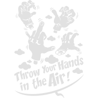 Throw your hands