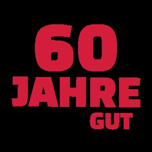 60 Geburtstag