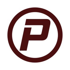 Polaroidz - Small Logo Crest | Burgundy