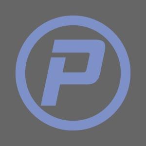 Polaroidz - Small Logo Crest   Light Blue