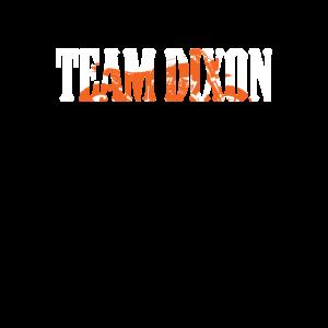 Team Dixon Zombies