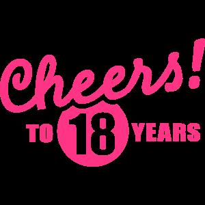 18 Geburtstag
