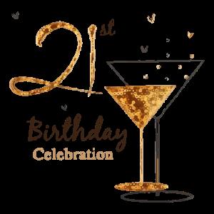 21. Geburtstag wird gross gefeiert