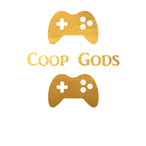 Coop Gods with Controlers Golden - Gaming