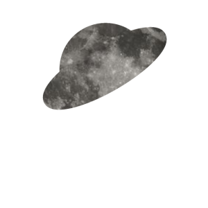 UFO Moon Background - SciFi and Space Motives