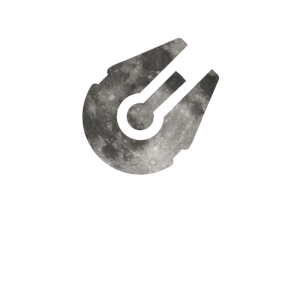 Space Ship Moon - SciFi and Space Motives