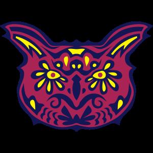Mexikanischer Eulenkopf 1