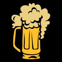 Bier Schaum Alkohol Glas 1 06