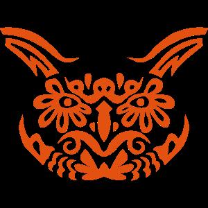 Mexikanischer Eulenkopf 2