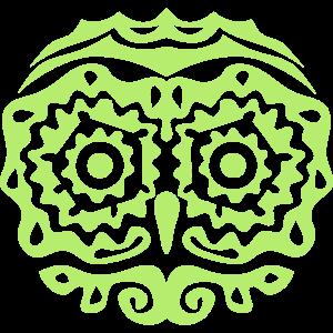 Mexikanischer Eulenkopf 8