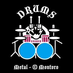 Hardrock-Schlagzeuger