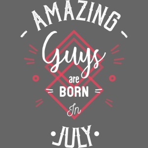 Amazing guys are born in July