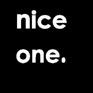 Nice Lustiger Spruch Wort Grafik Shirt-- Geschenk