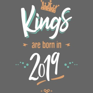Kings are born in 2019