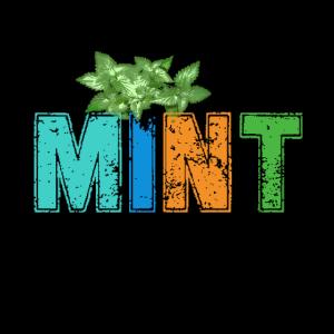 Summer MINT Look! - Sommerfarben MINT Schriftzug