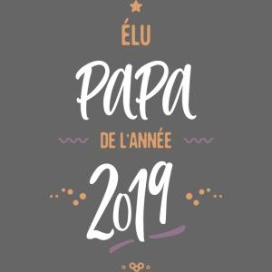 Elue papa de l'année 201
