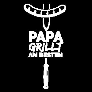 papa grillt am besten