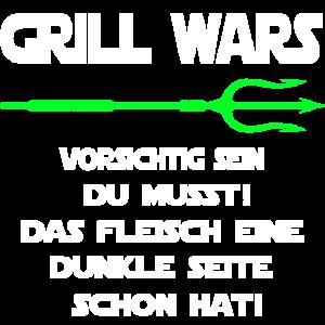 Grill Wars dunkle Seite Grillst