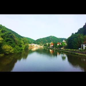 Bad Ems Flussblick