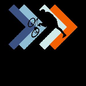 Halfpipe Fahrrad