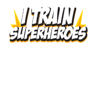 I train Superheroes Superhelden Training