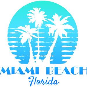 Miami Beach Palm Spruch