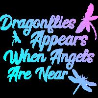 Libellen vom Himmel Engel Geschenk
