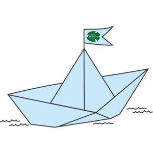 Schiffchen mit Scholle