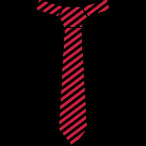 Gestreifte Krawatte, Striped Tie