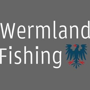 Wermland Fishing (White/Standard blue)