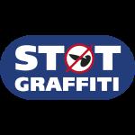 støt graffiti - Wh logo