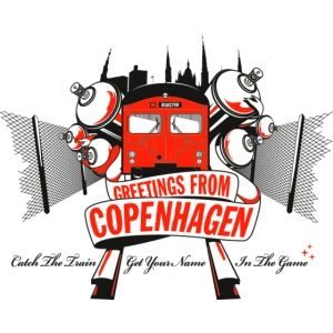 Greetings from Copenhagen