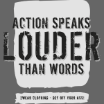 Action Speaks 4lines ver0.1