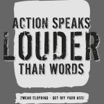 Action Speaks... LG √