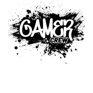 Gamer Crew Spiele Gamer Nerd Computer Fun T-Shirt