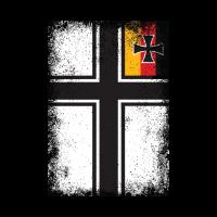 Kriegsflagge Deutschland Deutsche Marine Weimar