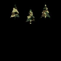 camouflage tannen weichnachtsbaeume bundeswehr