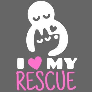 I love my rescue