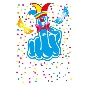 28 Clown Keep Calm and Carnival