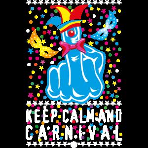 28 Clown Keep Calm and Carnival