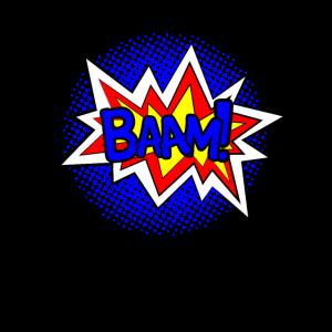 Baam Bam Comicstrip Comic Cartoon Comicstyle Comic