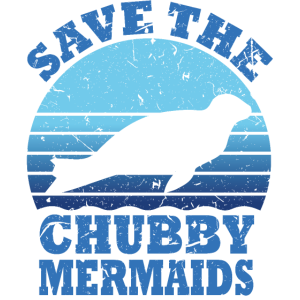 Chubby Mermaids Tierschutz Umweltschutz Demo Shirt