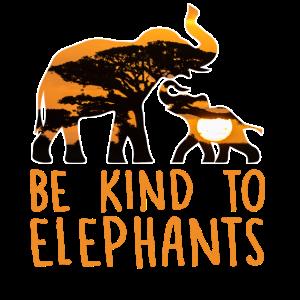 Elefanten Tierschutz Umweltschutz Demo T Shirt